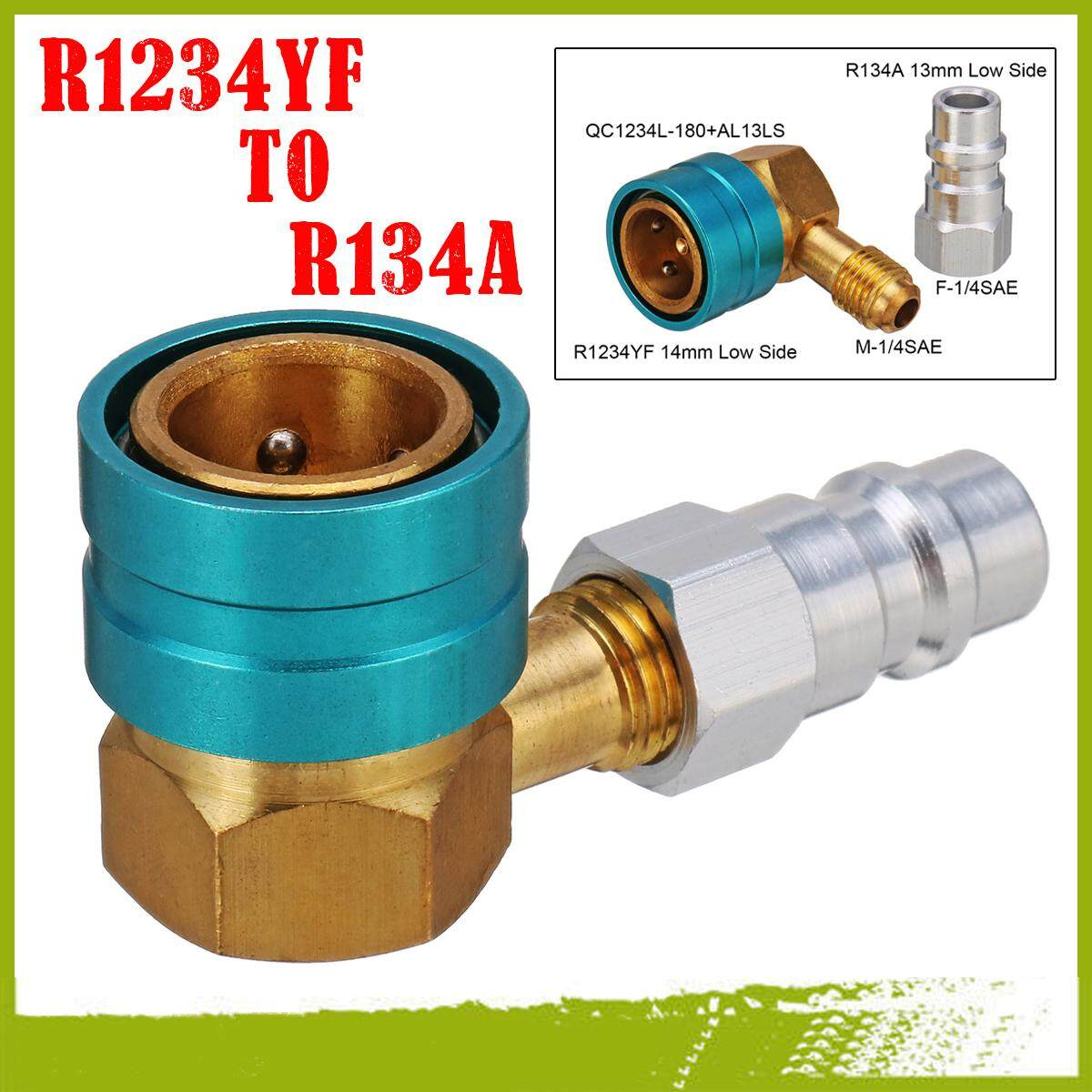 R134 to R1234 Coupler #3630