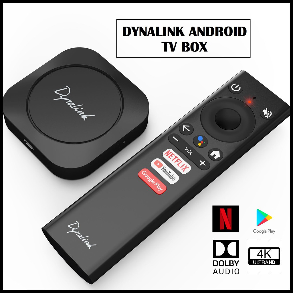 Dynalink Android Tv Box Price & Promotion - Jul 2021