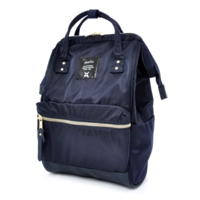 8d0a4fc4c8e5 AT-B1492 Anello High density nylon style mini backpack - Navy