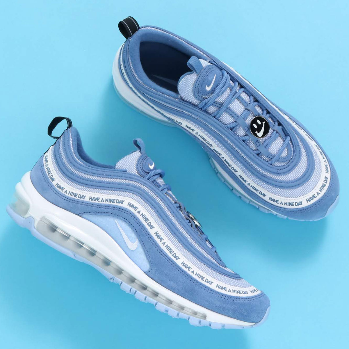 Nike Air Max 97 Premium Blue Hero Nike 312834 401