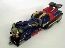 《超越時空》特急勇者 勇者機關車 日版 麥特 凱因 玩具 模型  TAKARA 勇者特急 勇者傳說