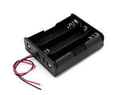 《信捷》【E39c】18650 電池盒 三節18650鋰電池盒 串聯 12v 改裝用 帶線(不含電池)