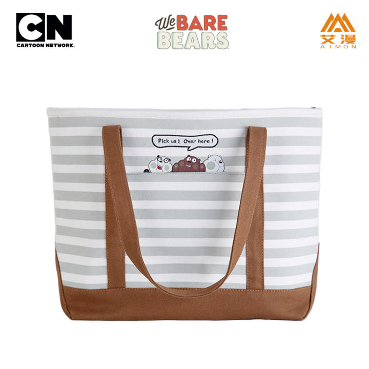 19a474035eb5 We Good Bear Brother Our Bare Bear One-Shoulder Leisure Bags Backpack polar  bear