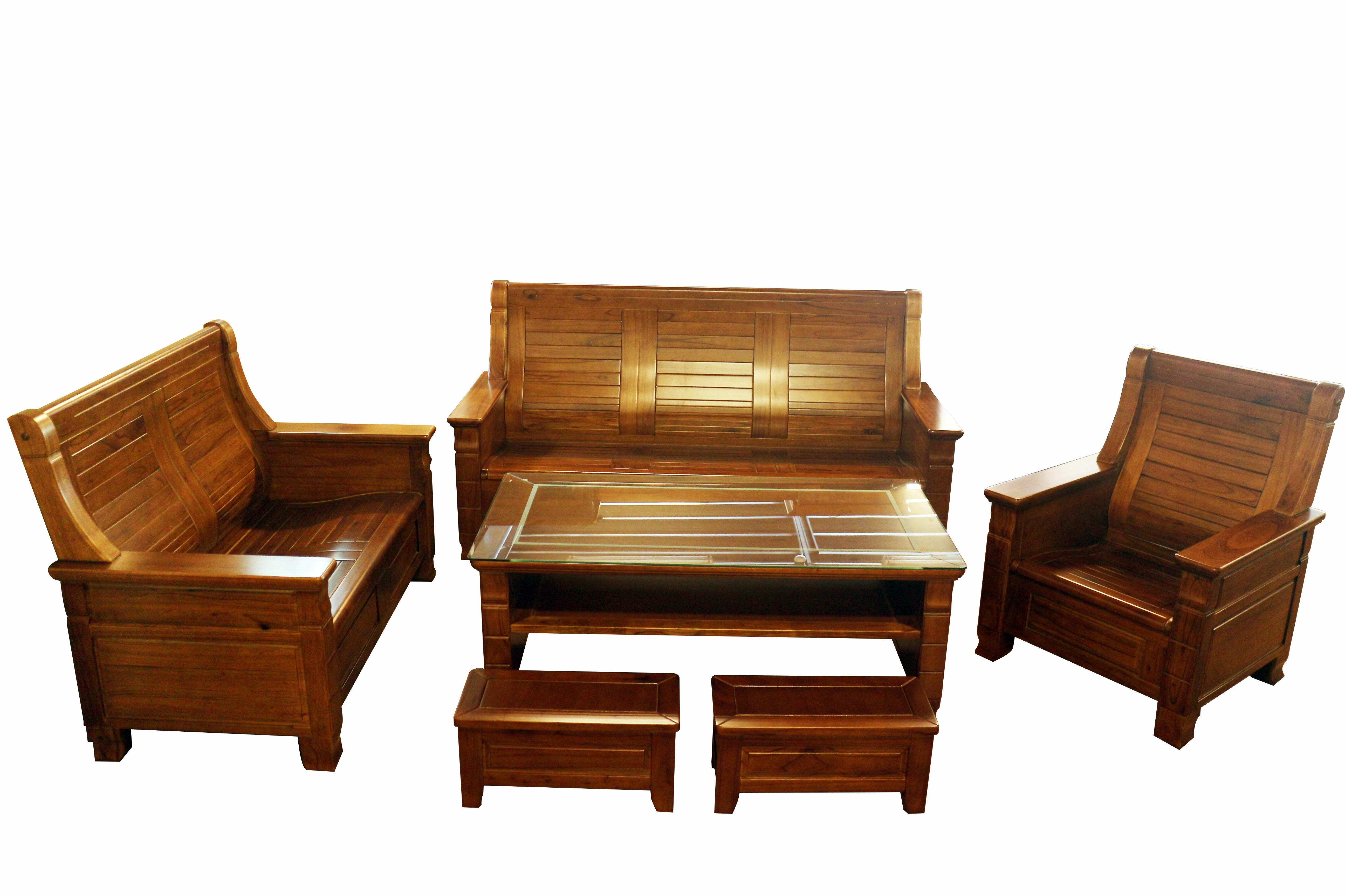 木椅 沙發