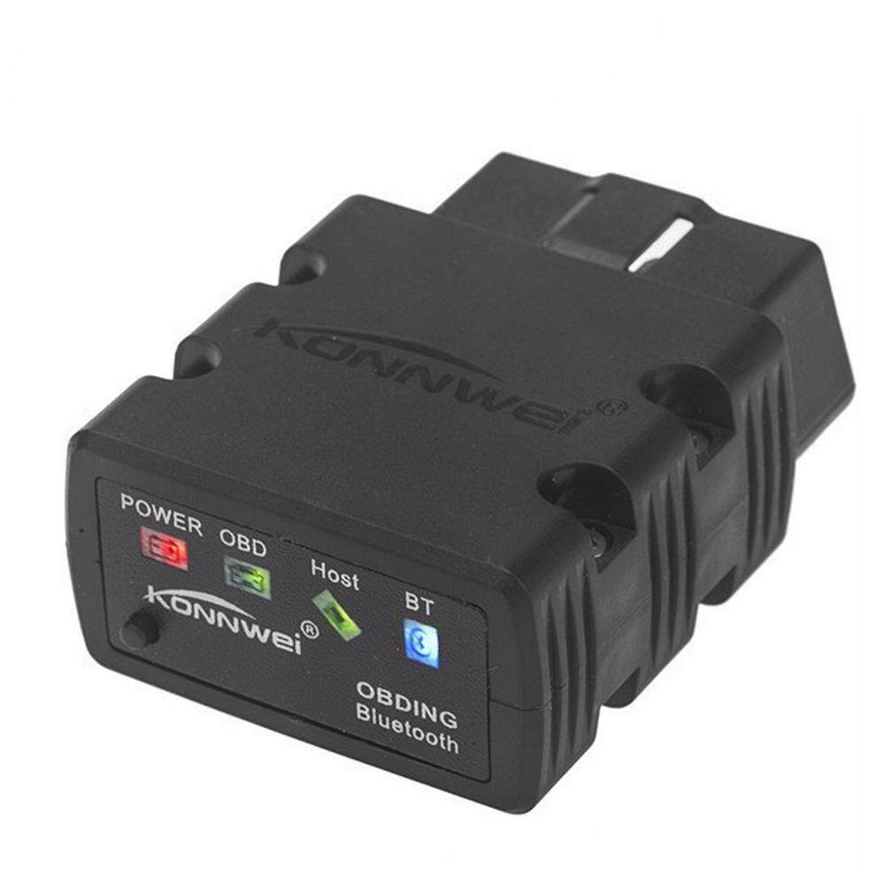 KW902 ELM327 Bluetooth OBD2 Car Diagnostic Scanner Code Reader Tool