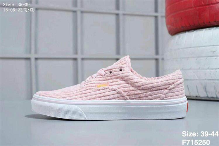 71b8e4d484a Vans Original Skate Shoes Pink White Discounted WOMEN Vans x Off-White Old  Skool 36