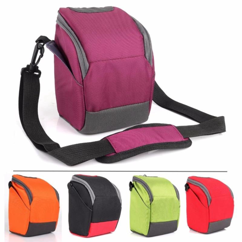 Shoulder Mirrorless Camera Case For Canon EOS M50 M100 M5 M6