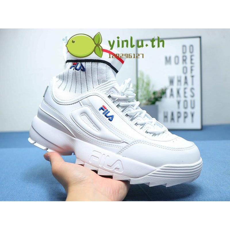 billiga priser Storbritannien billig försäljning utlopp till salu ซื้อ รองเท้าผ้าใบ Fila ราคาดีสุด | BigGo