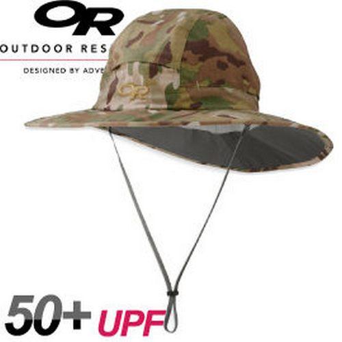 Outdoor Research SOMBRIOLET 抗UV透氣中盤帽迷彩OR243443 阿爾卑斯戶外  75f92137e1e0