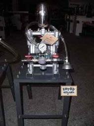 原裝台灣 氣動 雙隔膜泵 油漆泵 泵浦 油漆泵 穩壓泵 油泵沖鑽