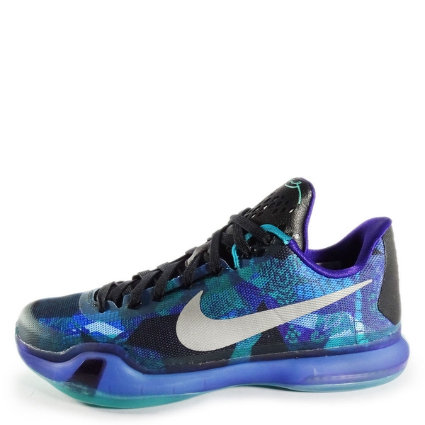 pretty nice 9440d 59a65 Nike Kobe X EP  745334-305  男鞋運動籃球藍黑