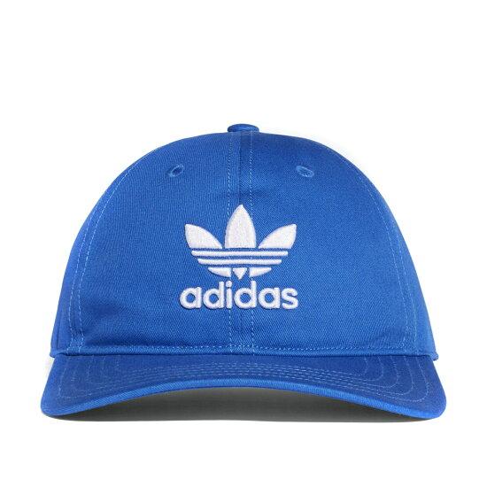 7d413369bd896 adidas Originals TREFOIL CAP(adidasuorijinarusutorefoirukyappu)Blue 18SP-S  atmos pink