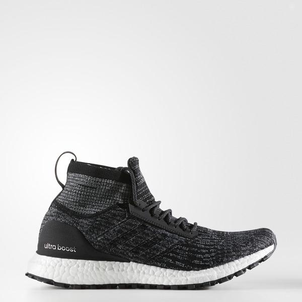 Adidas Ultraboost All Terrain  S82036  男鞋運動慢跑黑灰 5b8a1095a