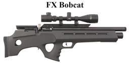 ((( 變色龍 ))) FX Bobcat 山貓 6.35mm PCP 空氣槍 長槍