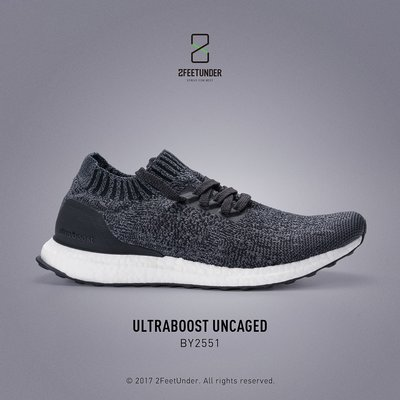 87a6d11d2c765 2FeetUnder - Adidas Ultra Boost Uncaged 編織襪套BY2551