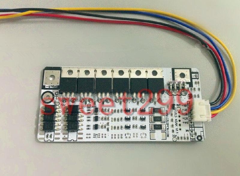 3串 12V 鋰電池保護板、帶均衡、持續放電電流 60A 3串 12v 鋰電池保護板