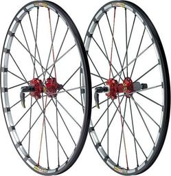 全新台北板橋2009 MAVIC CROSSMAX SLR DISC碟煞 輪組