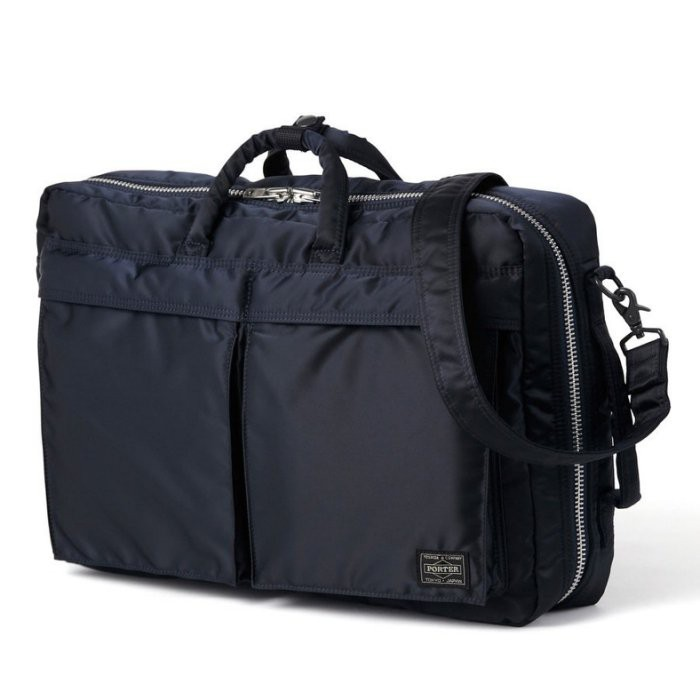 1b3de0e24a69  XENO  全新正品HEAD PORTER TANKER-STANDARD BRIEF CASE 手提後背包肩